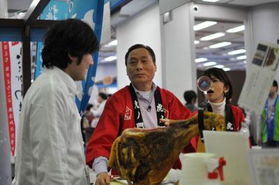 虎ノ門市場1
