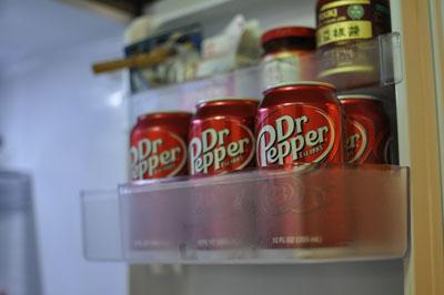 ドクターペッパー3